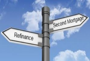 Cash-Out Refinance V.S Second Mortgage